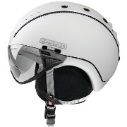 Ski helmet Casco SP-2 Snowball white-black
