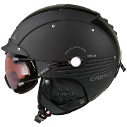 Ski and Snowboard helmet Casco SP-5 black