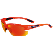 Zonnebrillen CASCO SX-20 Polarized Anti-reflex orange