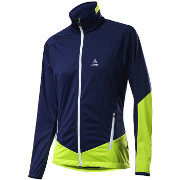 Löffler Women's Jacket WS Softshell Light night sky-lima