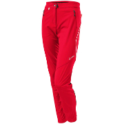 "Women pants Löffler ""Elegance"" WS Softshell Light red"