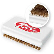 Rex brass brush
