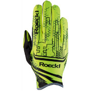 Racing Gloves Roeckl LL Lajes neon yellow