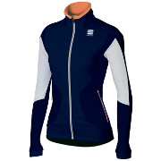 Warming-up Sportful APEX Evo Lady WS Jacket black iris