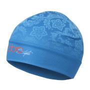 Bonnet féminin Sportful Doro Hat azur-bleu-blanc