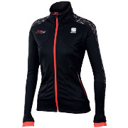 Warm-up jas Sportful Doro WS zwart