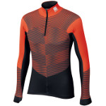 Sportful Dynamo Race Top black-grey-tomato