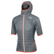Warm-up jacket Sportful Rythmo Puffy Evolution Titanium