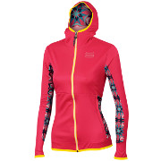 Warming-up Sportful Rythmo W Jacket cherry