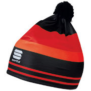 Sportful Squadra Race Hat black-red