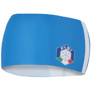 "Sportful Team Italia Kappa Headband ""Carbonio"" blue"