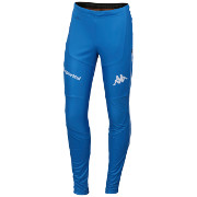 "Sportful Team Italia Kappa WS TRAINING PANT ""Carbonio"" Blue"