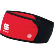 Sportful Windstopper Headband rouge-noir
